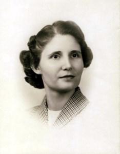 Martha Mae  Hamilton