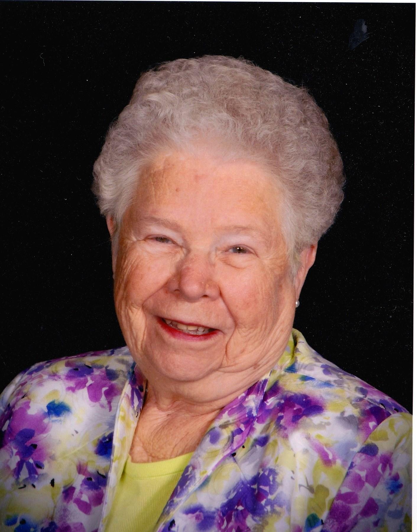 Dorothy  McBlain