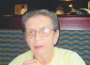 Peggy Elizabeth  NIX