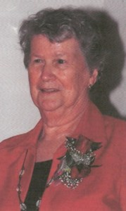 Doris Ella  (Spears) Farquharson