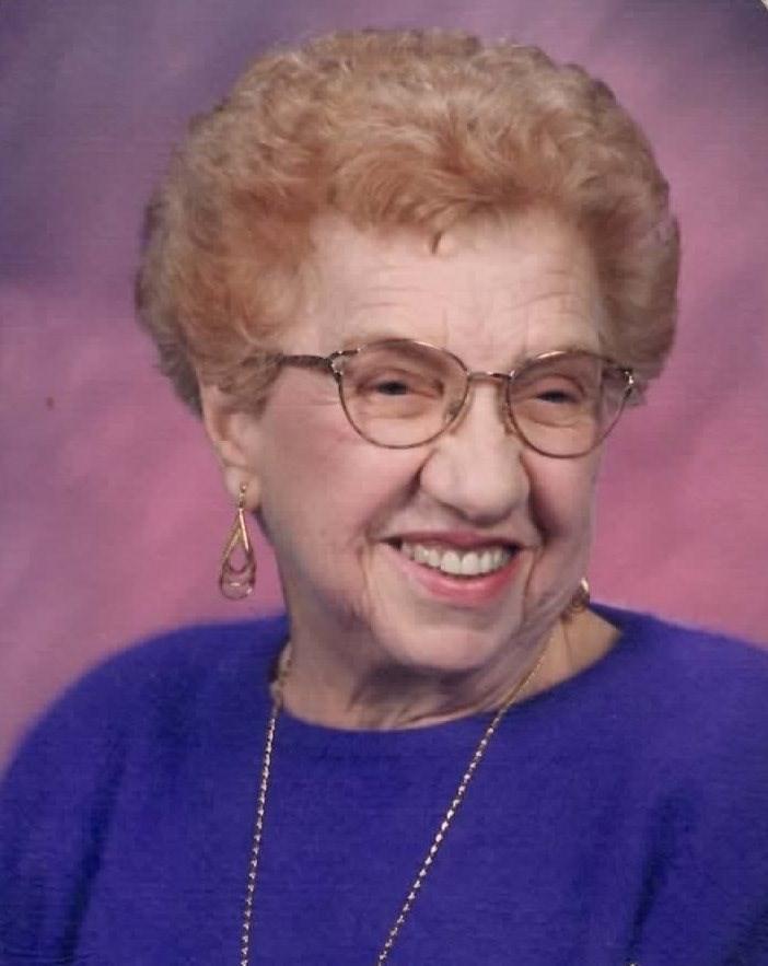 Veda F.  Allen