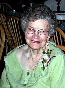 Vivian Annie  Benton