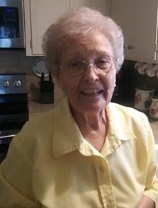 Janie Faye  Mosby