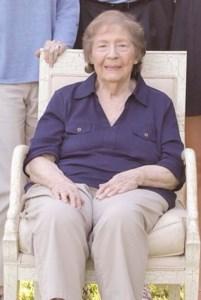 Geneva Mae  Bradley