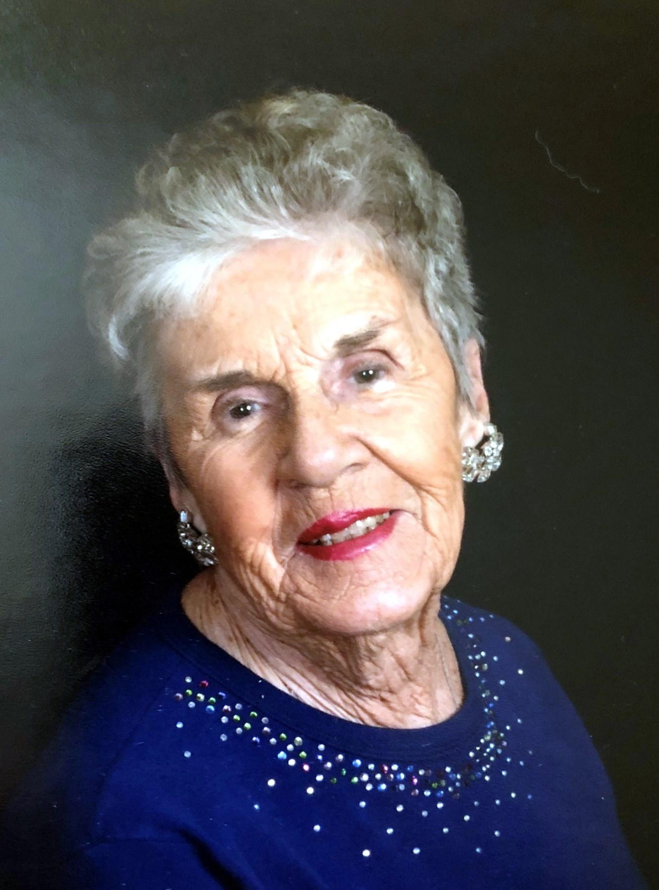 Gloria Suzanne  Horning