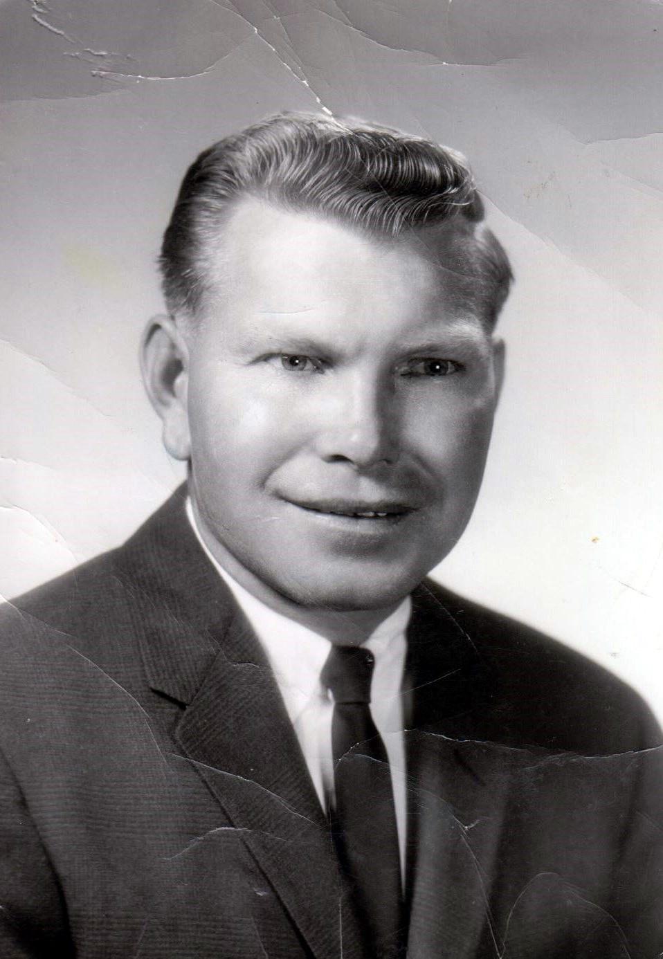 Fred C.  Ward