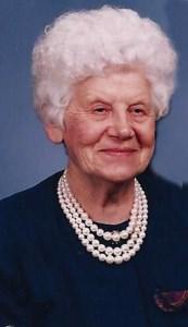 Winona Ruth  Webb