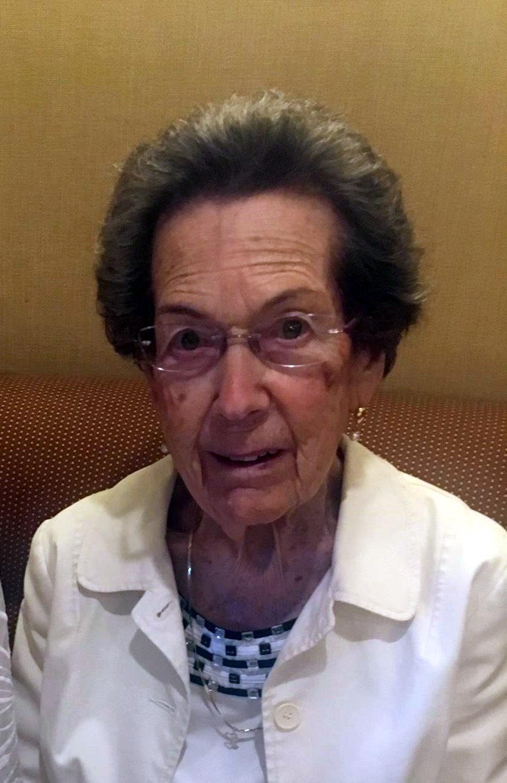 Margaret Lois  Smyth