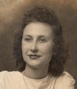 Louise Gwendolyn Dagenhart