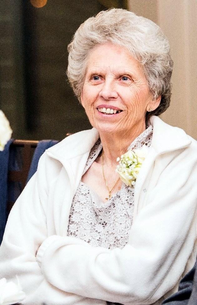 Patricia Mae  Kuntschik