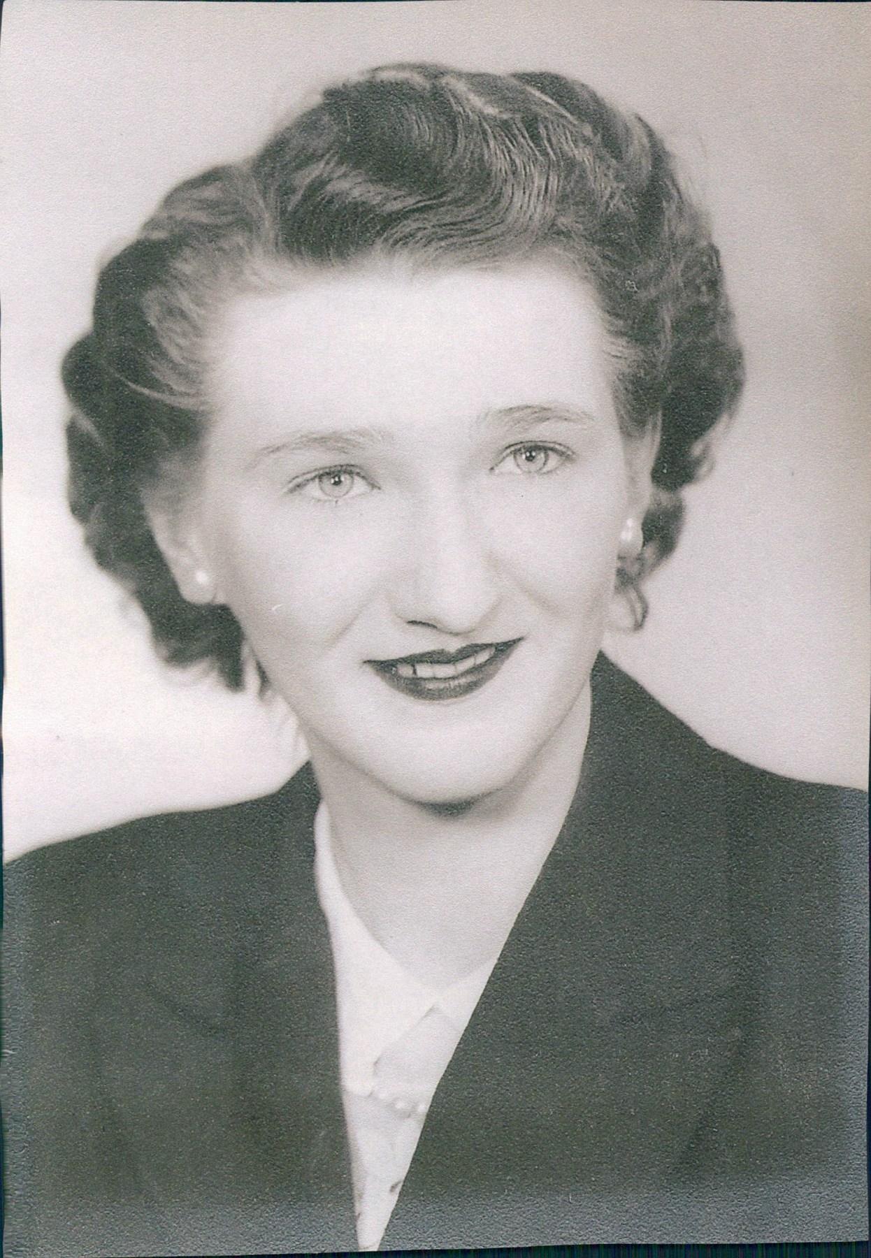 Marion Evans Obituary - Kitchener, ON