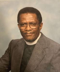 The Reverend Colin Vere  Barrow