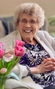 Edith Myrtle  Petrick