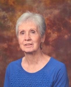 Peggy Lou  Walmer