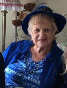Margaret Ann  Szollosi (nee Thompson)