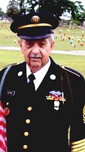 Sgt. James Frederick  Blevins
