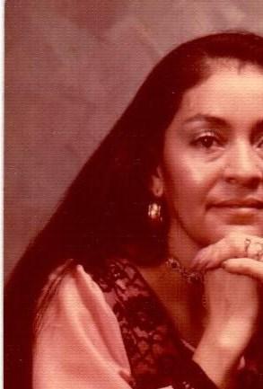 Juanita Huerta  Govea