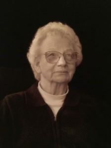 Edith Doris  Whitelaw