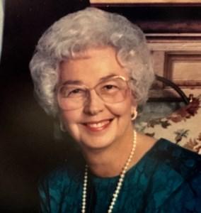 Julia Elizabeth  Moffet Moseley