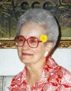Madeline  Sanderson