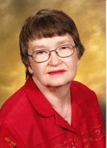 Dr.  Betty Jane  Barr