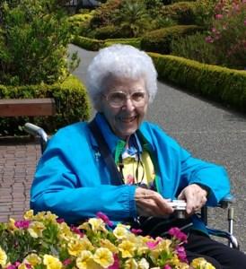 Margaret Ailene  Hamley