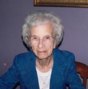 Mary Martha  Richendollar