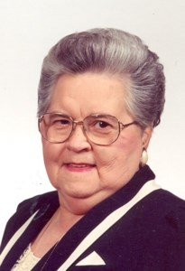 Betty Ann Lancon  Dugas