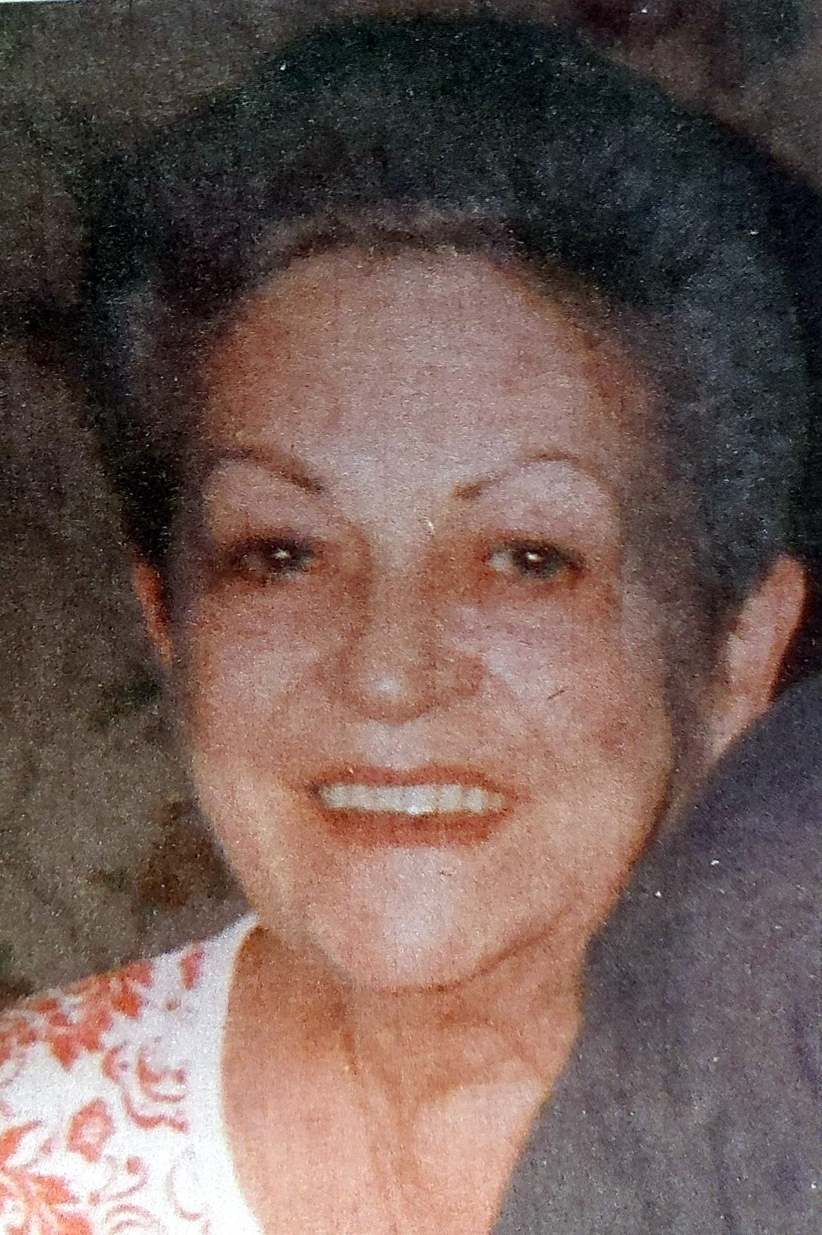 Marjorie Catherine  Webb