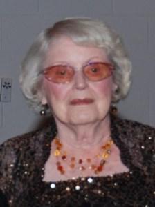 Margaret Frances Bright  Lawrence