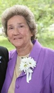 Marie Elizabeth  Puckett