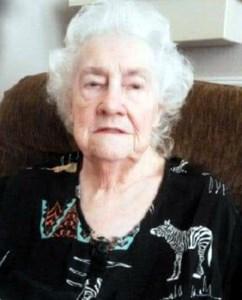 Vera Eleanor  Creech