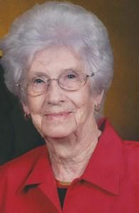 Edith Virginia  Winebarger