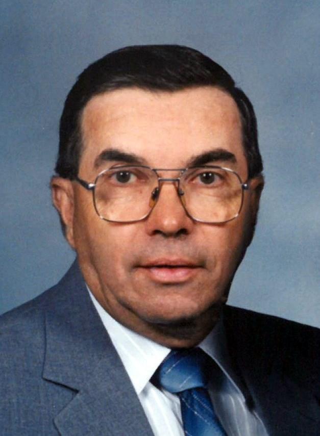 Harold F.  VanDruff