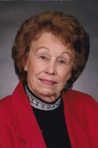 Betty Ruth  Thacker