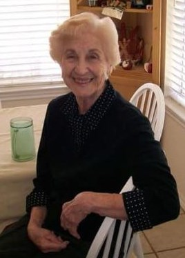 Betty Rose  Robinson