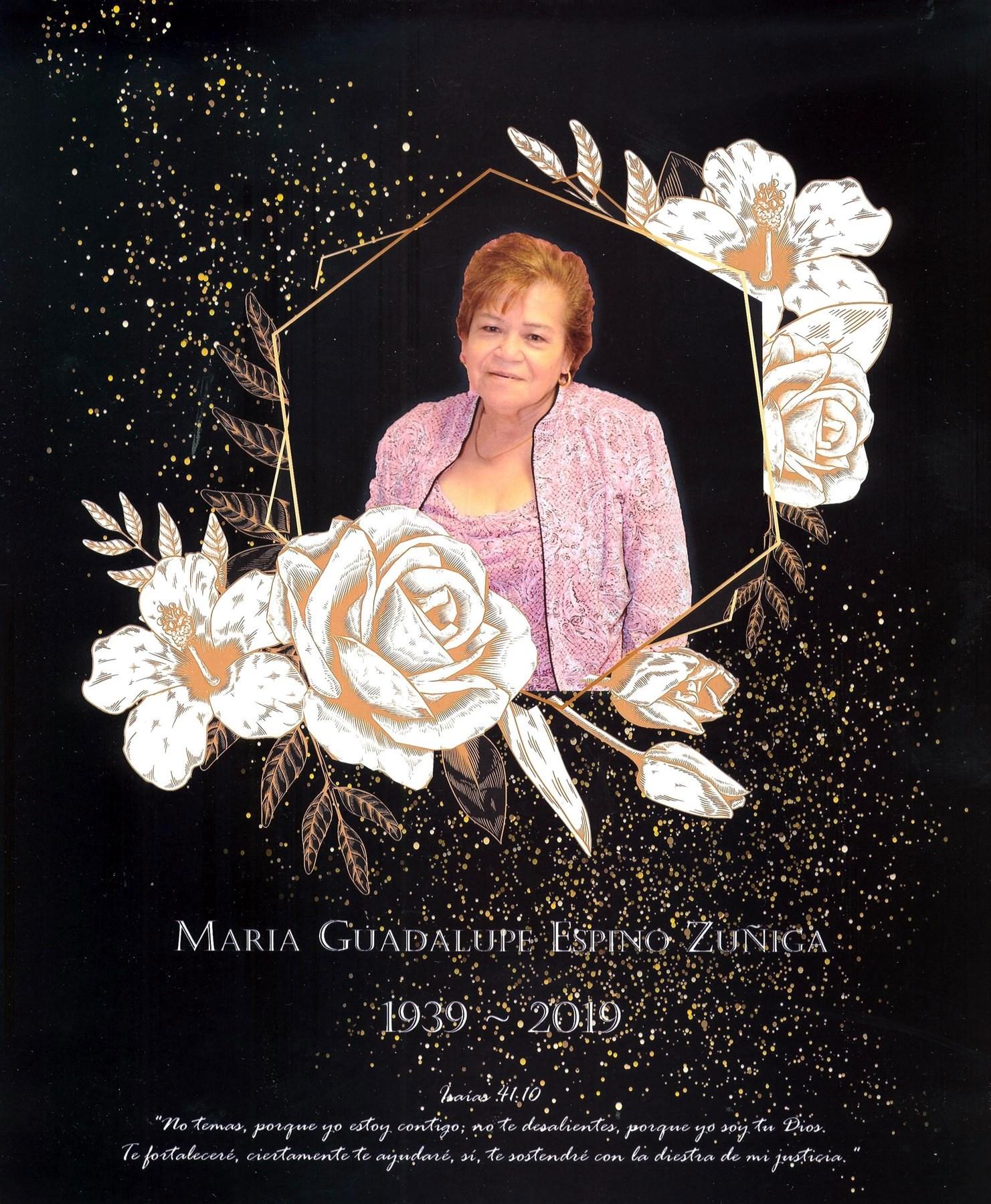 Maria Guadalupe  Espino