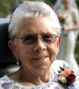 Doris Jeanette Scarce  Dennis