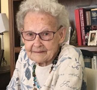 Gladys Warren  Bogan